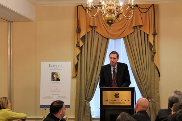 First Loyola Club of DC Luncheon